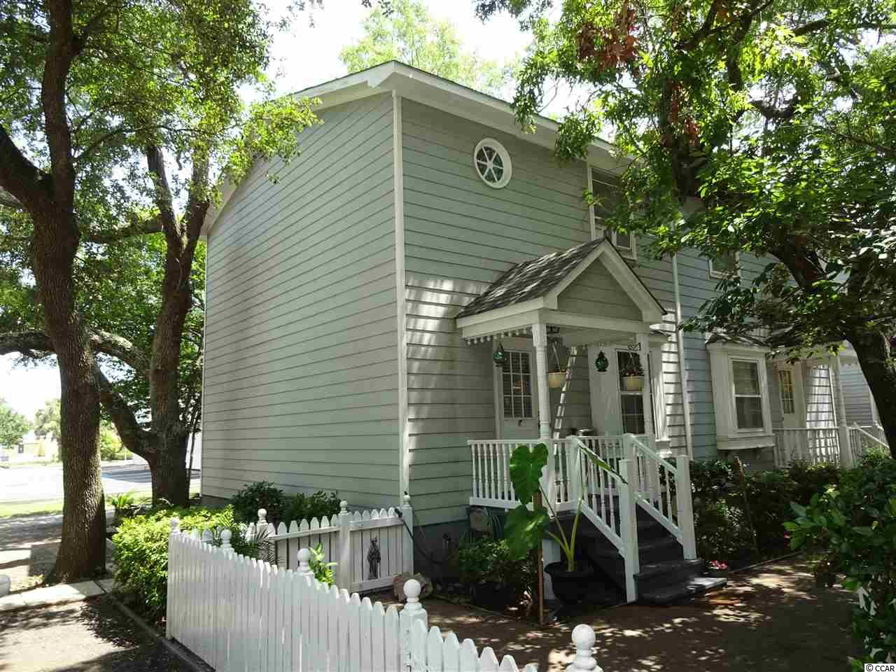 Townhouse MLS:1813466 OAK PARK  603 N 19th Ave Myrtle Beach SC