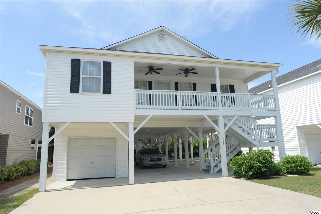 Detached MLS:1813510   2605 Duffy St. North Myrtle Beach SC