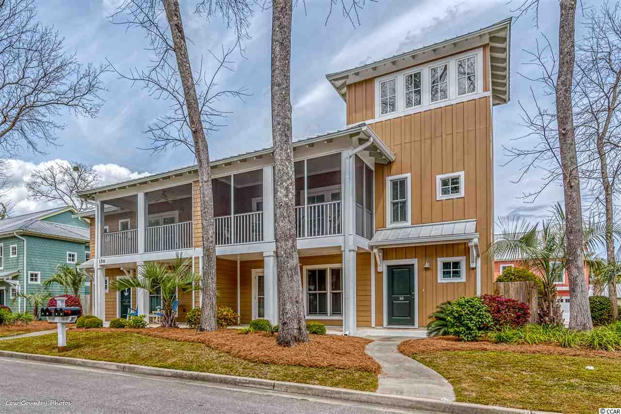 Townhouse MLS:1813524 MINGO - PAWLEYS ISLAND  156 Lumbee Circle Pawleys Island SC