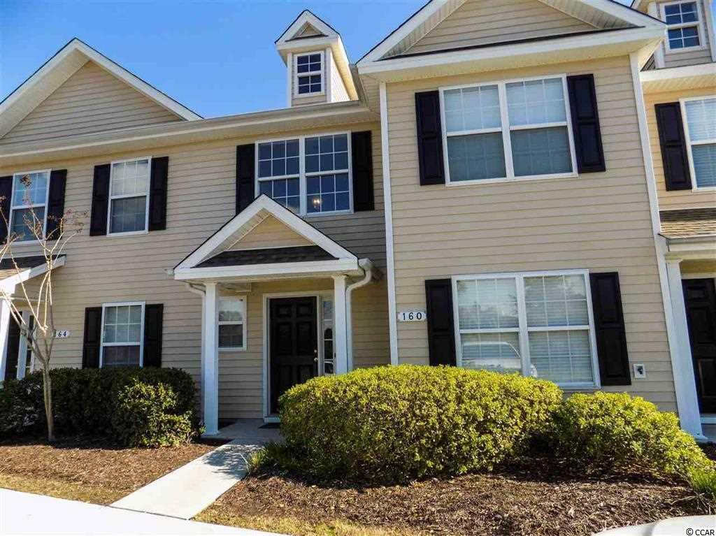 Townhouse MLS:1813553 THE GLENS - THE INTERNATIONAL CL  160 Madrid Dr. Murrells Inlet SC