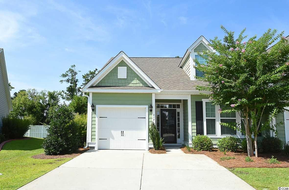 Semi-Detached MLS:1813561   357 Saint Catherine Bay Ct. Myrtle Beach SC