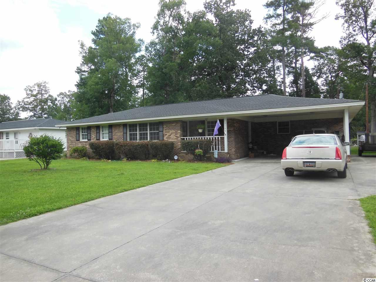 Detached MLS:1813601   1104 Reta St. Conway SC