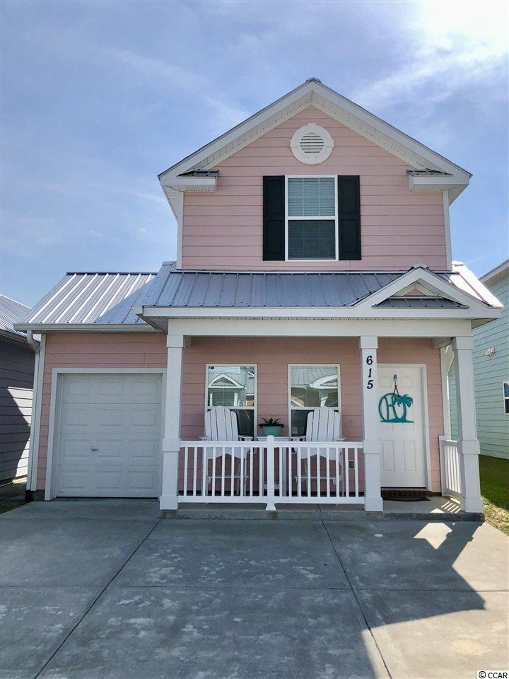 Condo MLS:1813616 Cottages At Seventh  615 Wave Rider North Myrtle Beach SC