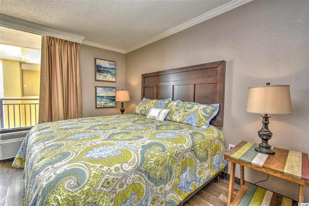 Efficiency bedroom  Caravelle Resort condo for sale