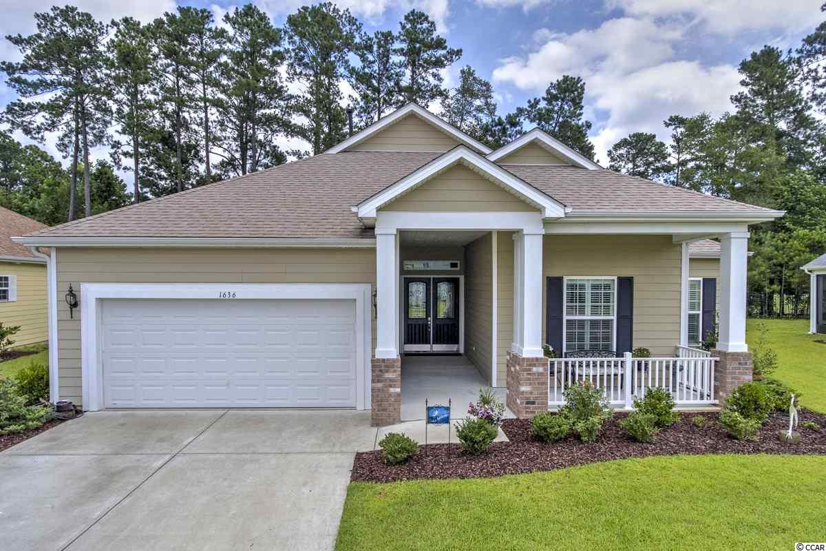 Detached MLS:1813621   1636 Murrell Pl. Murrells Inlet SC