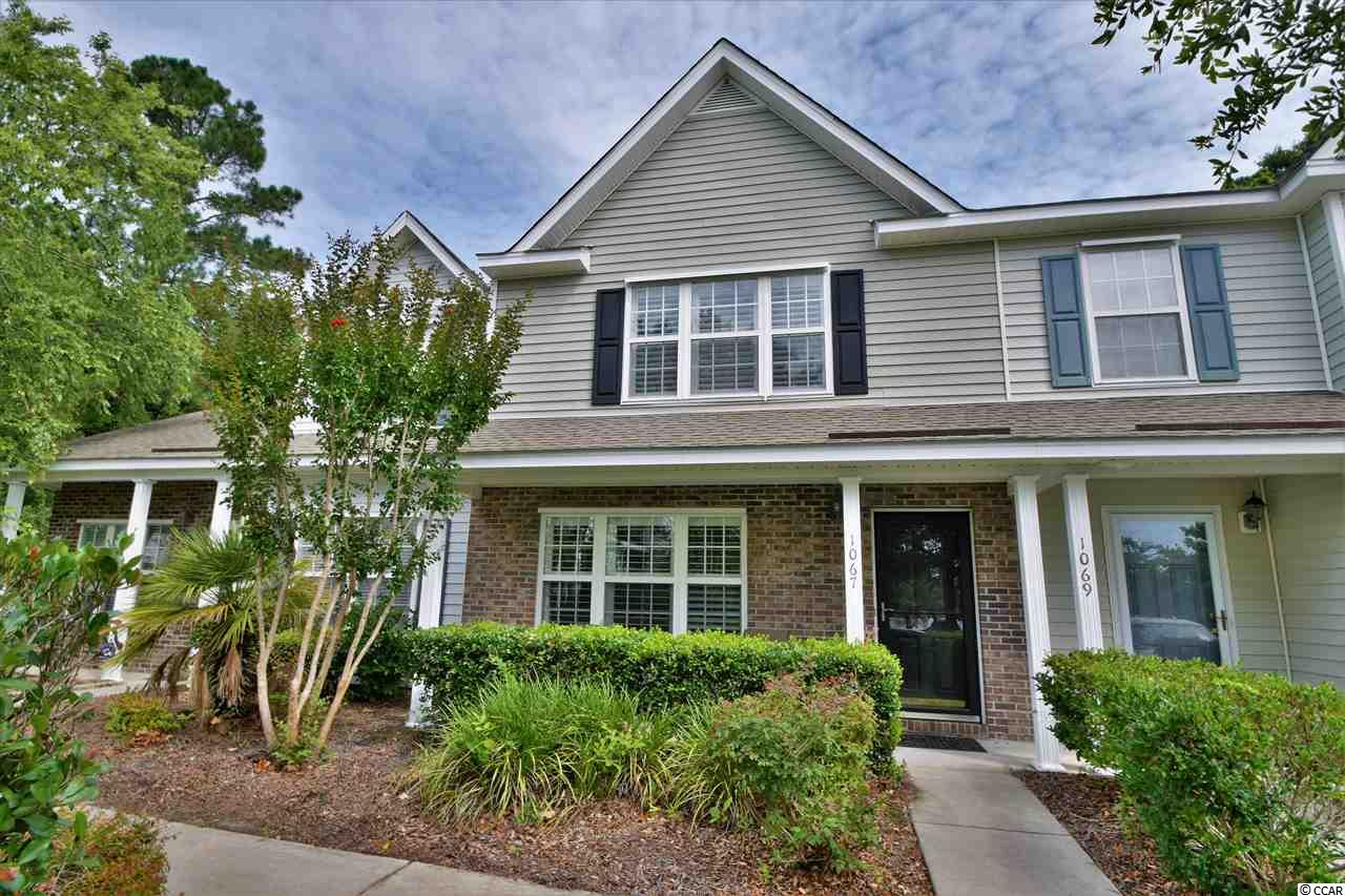 Townhouse MLS:1813648 PARKVIEW SUBDIVISION - 17TH AVE.  1067 Pinnacle Ln. Myrtle Beach SC