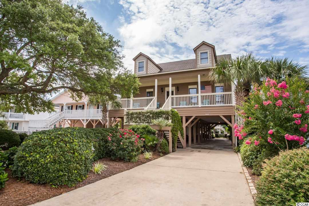 Detached MLS:1813651   5922 Channel Drive North Myrtle Beach SC