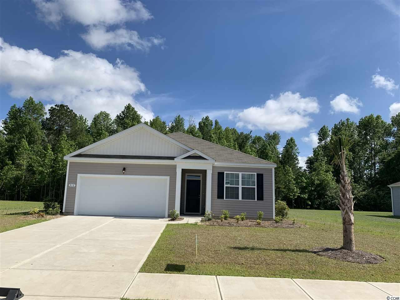 Detached MLS:1813665   212 Carmello Circle Conway SC