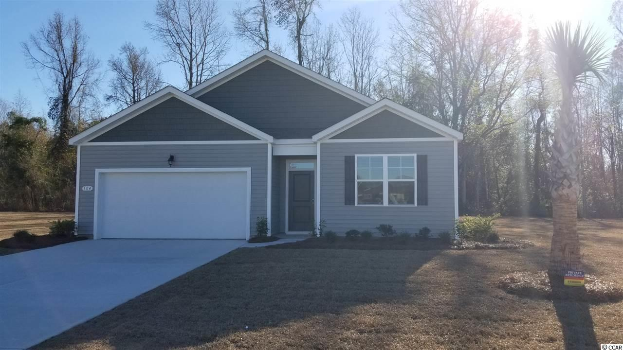Detached MLS:1813671   504 Riviera Ct. Conway SC