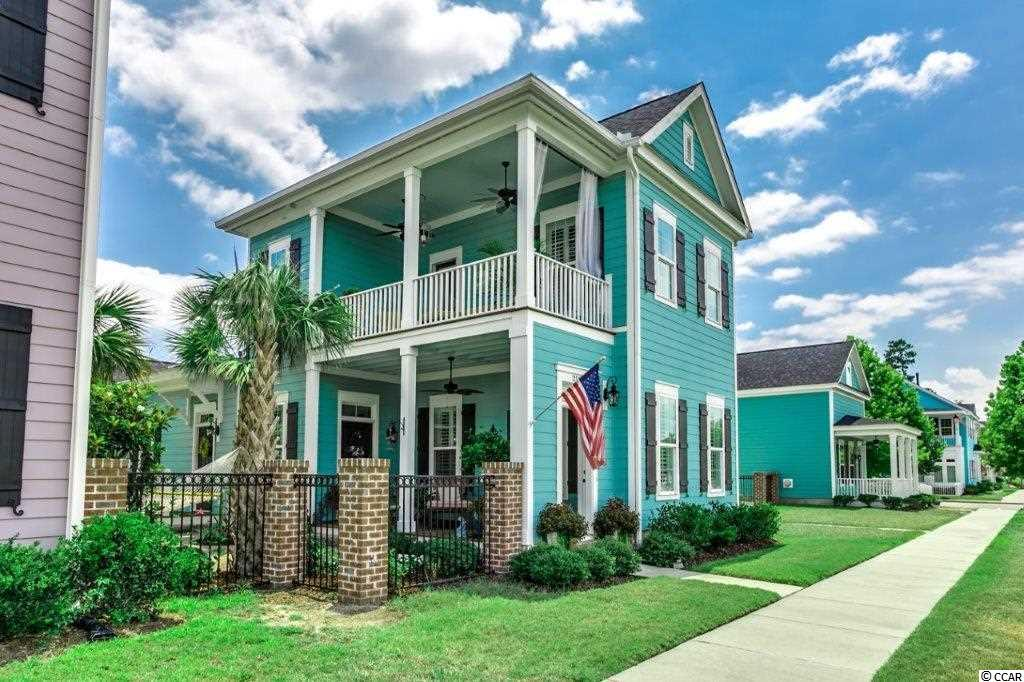 Detached MLS:1813708   2520 Kruzel St. Myrtle Beach SC