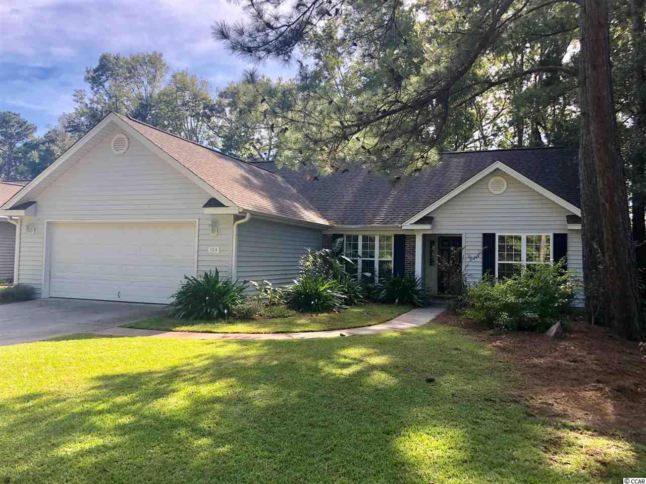 Detached MLS:1813709   104 Collins Glen Dr. Murrells Inlet SC