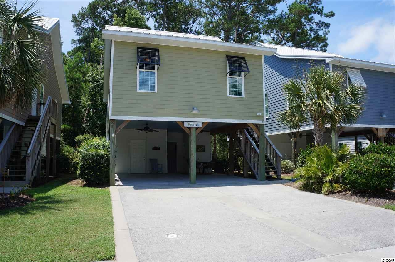 Detached with HPR MLS:1813748   71 Weatherboard Court Pawleys Island SC