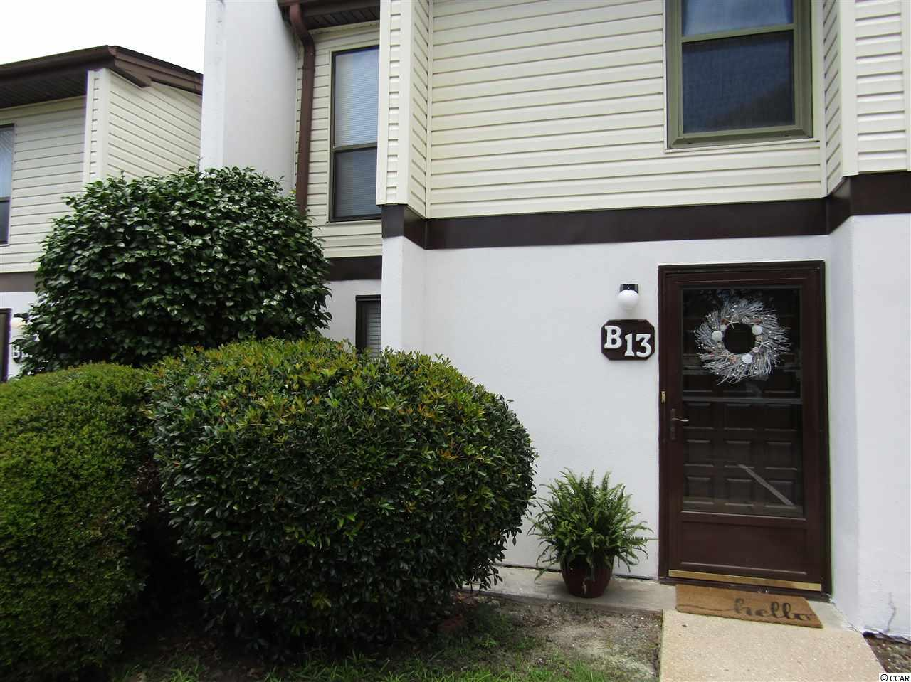 Townhouse MLS:1813763 POSSUM TROT  1012 Possum Trot Rd North Myrtle Beach SC