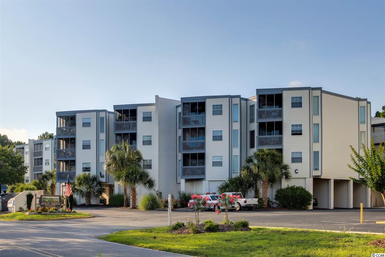 Condo MLS:1813781 OCEAN GREENS  1500 Cenith Dr North Myrtle Beach SC