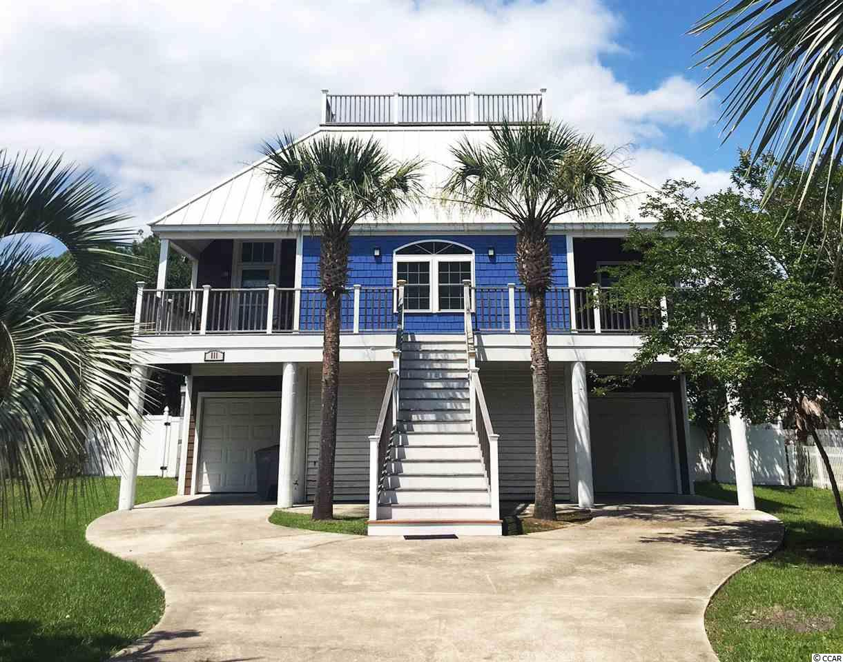 Detached MLS:1813785   111 Mulberry Ln. Pawleys Island SC