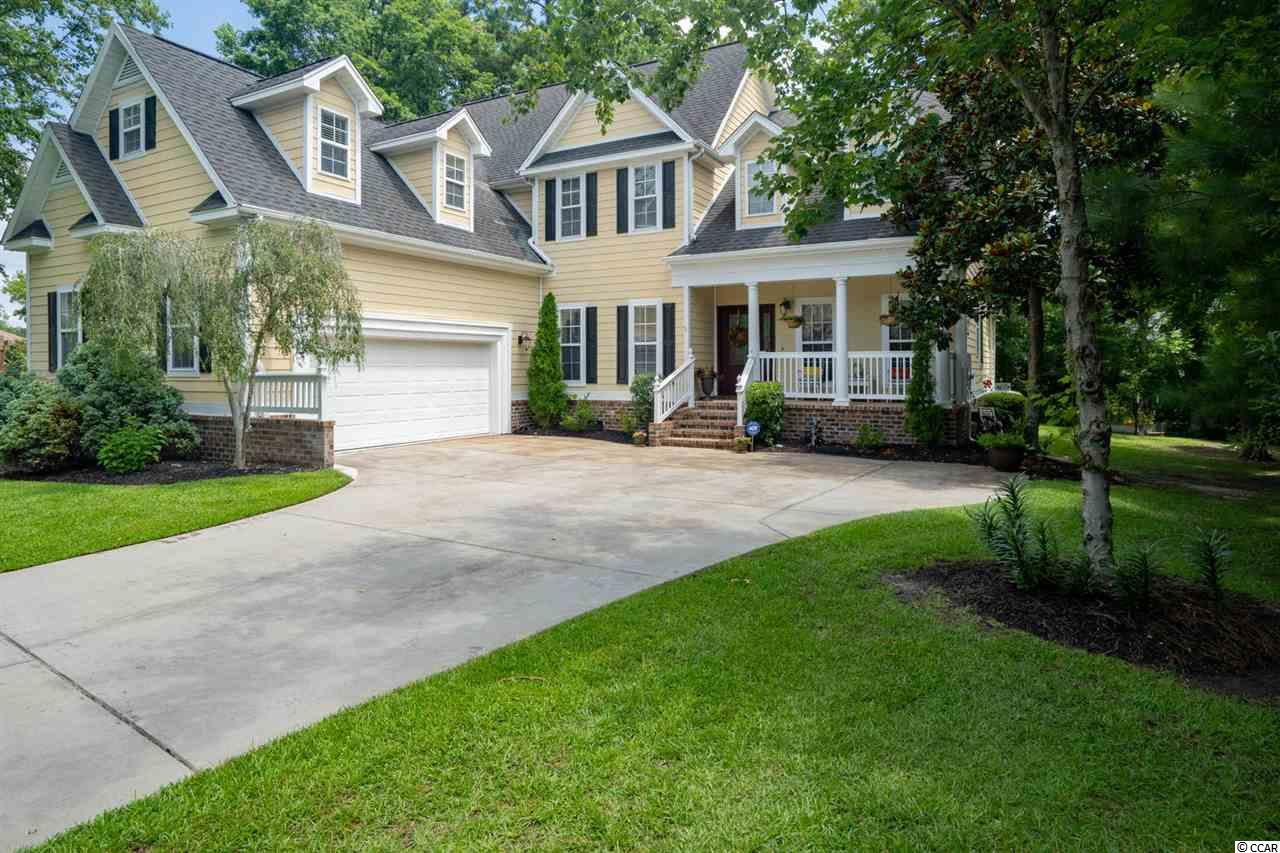 Detached MLS:1813797   1611 S Highgrove Ct. Myrtle Beach SC