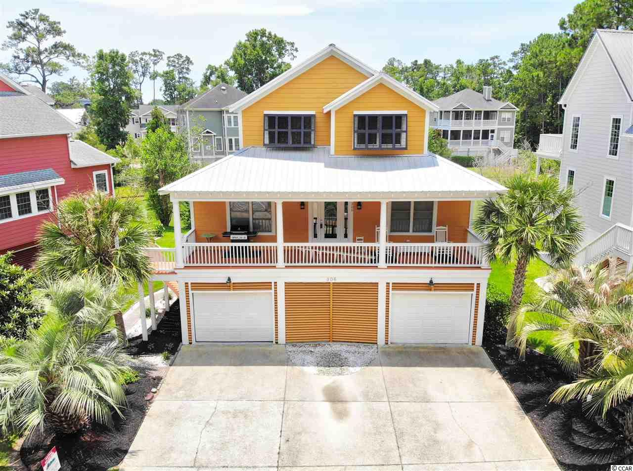 Detached MLS:1813799   306 Crossing Court Myrtle Beach SC