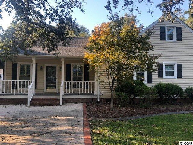 Detached MLS:1813833   1401 Lakeland Dr. Conway SC