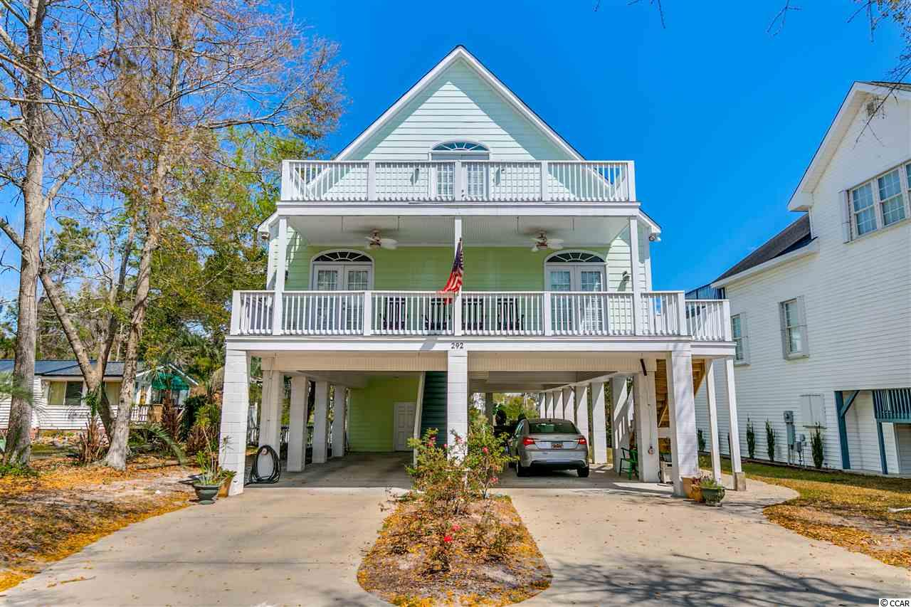 Detached MLS:1813854   292 Cypress Ave. Murrells Inlet SC