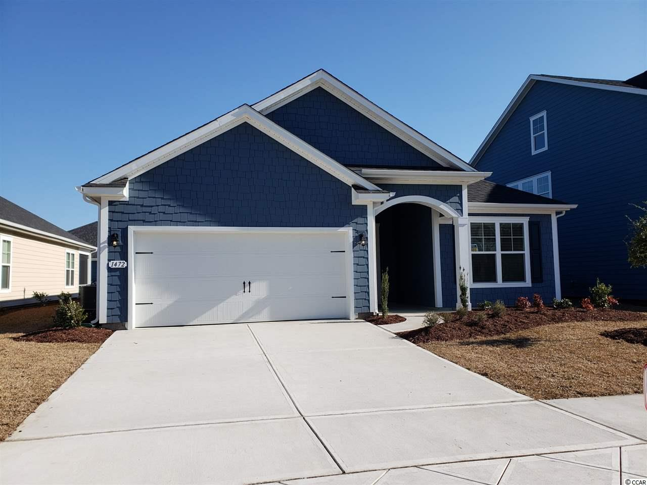 Detached MLS:1813866   1472 Parish Way Myrtle Beach SC
