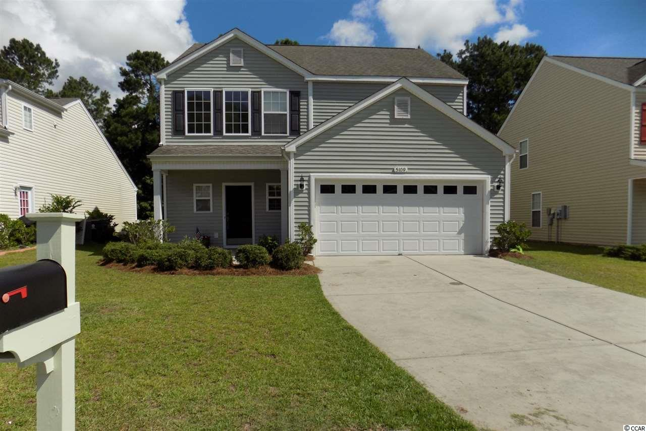 Detached MLS:1813870   5109 Morning Frost Place Myrtle Beach SC