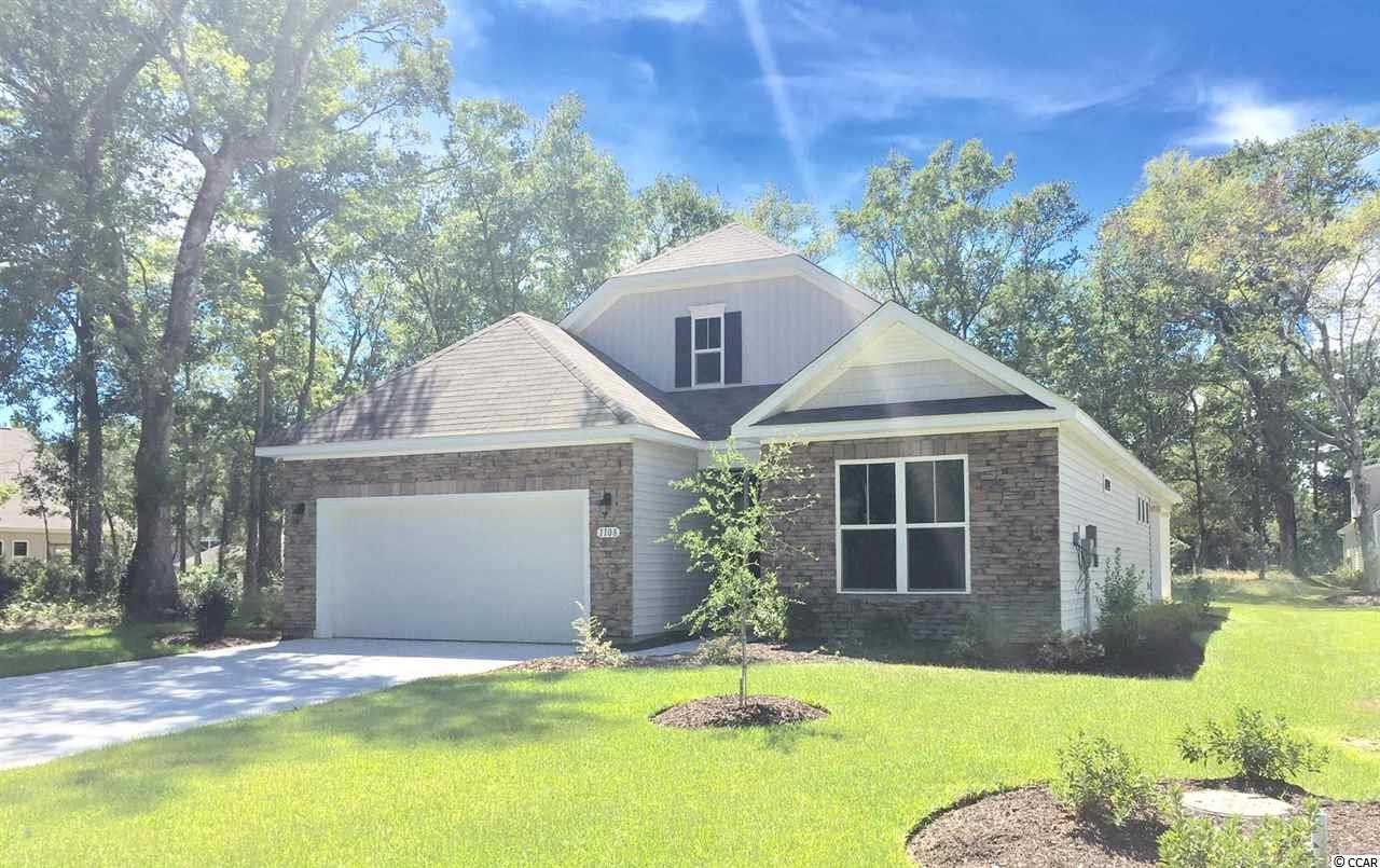 Detached MLS:1813872   1108 Oak Marsh Lane North Myrtle Beach SC