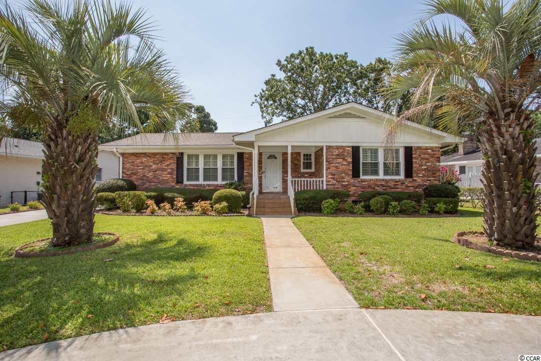 Detached MLS:1813878   7602 Woodland Drive Myrtle Beach SC