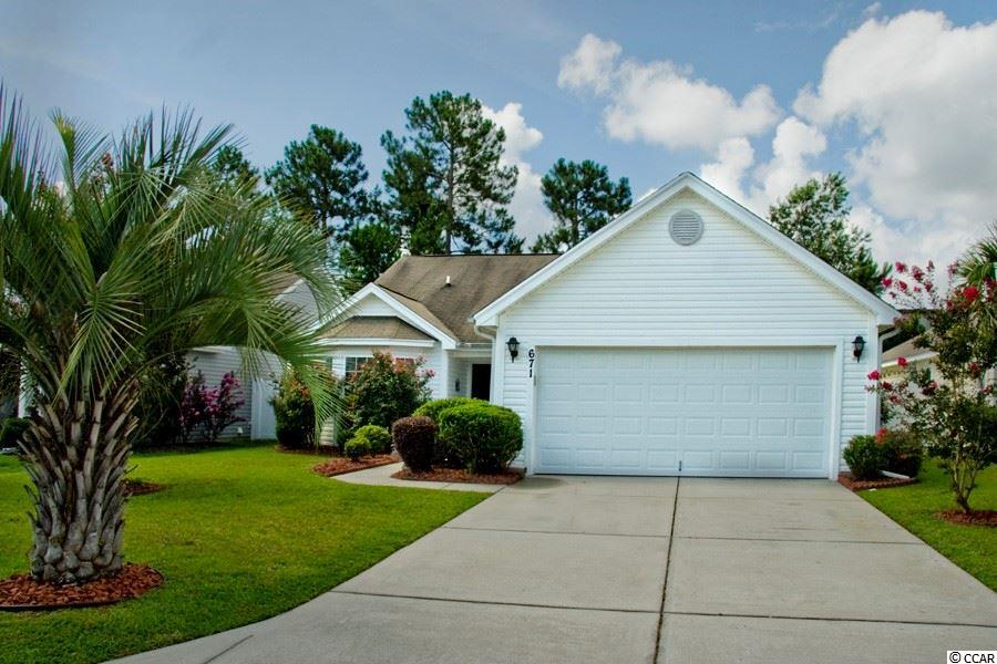 671 PEPPERBUSH DRIVE 29579 - One of Myrtle Beach Homes for Sale