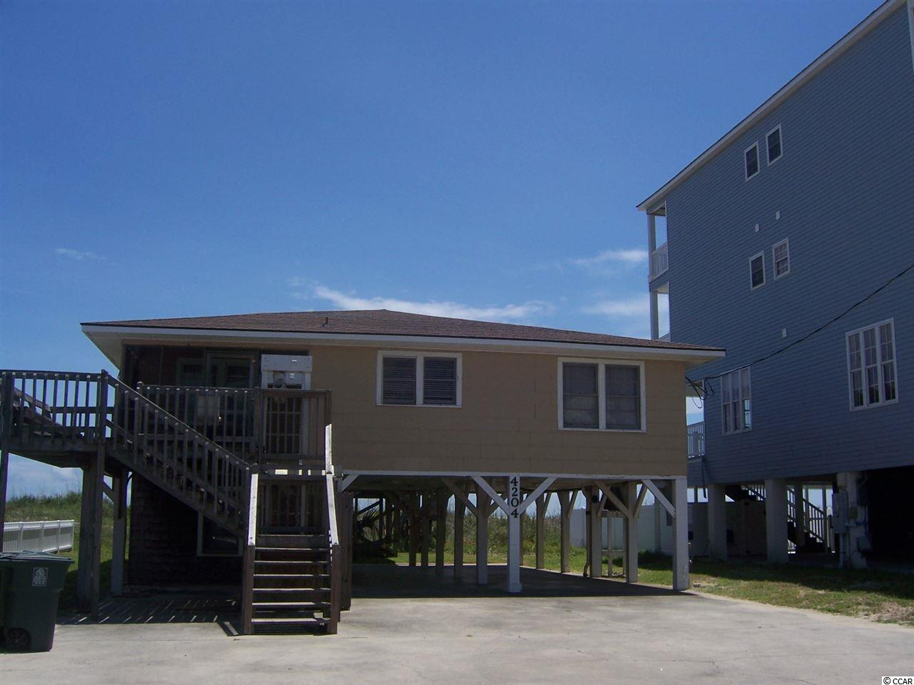Detached MLS:1813883   4204 N Ocean Blvd North Myrtle Beach SC