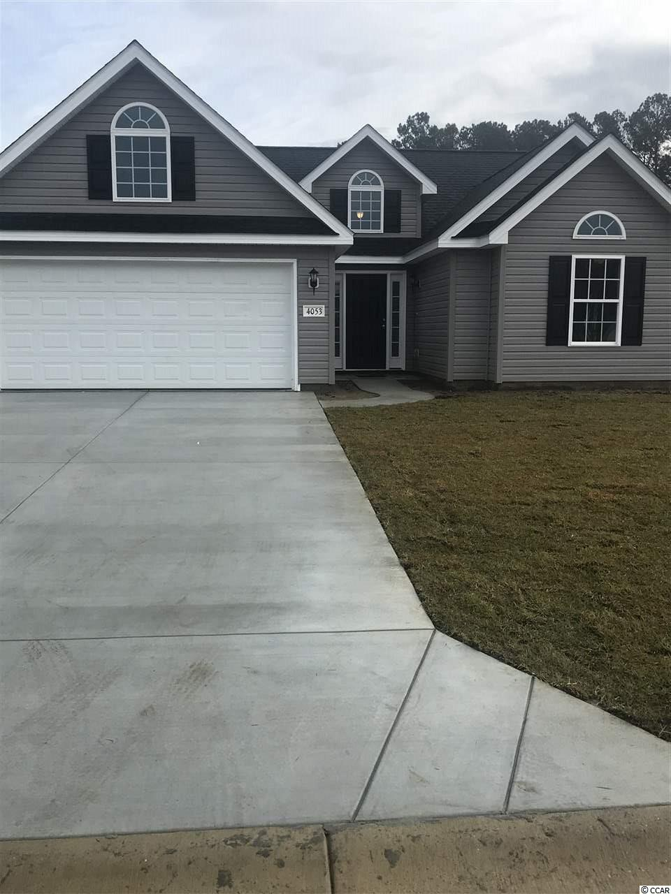 Detached MLS:1813894   4053 Comfort Valley Dr. Longs SC
