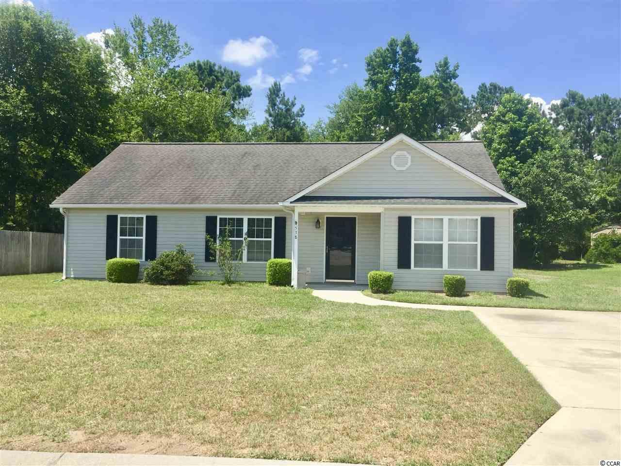 Detached MLS:1813921   538 Crusade Circle Conway SC