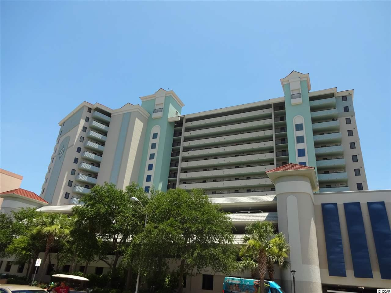 Ocean View Condo in Compass Cove North Tower : Myrtle Beach South Carolina