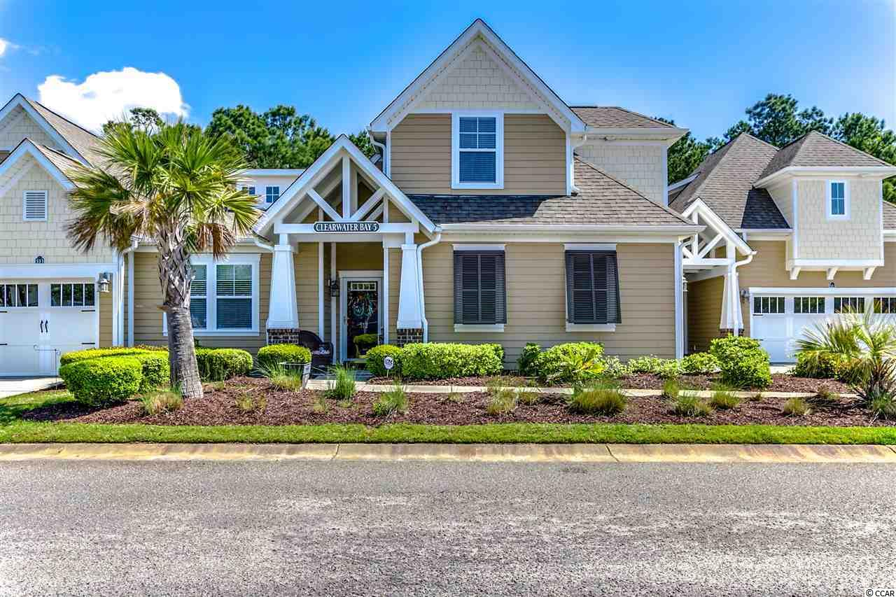 Townhouse MLS:1813928 Clearwater Bay - Barefoot Resort  6244 Catalina Dr. North Myrtle Beach SC