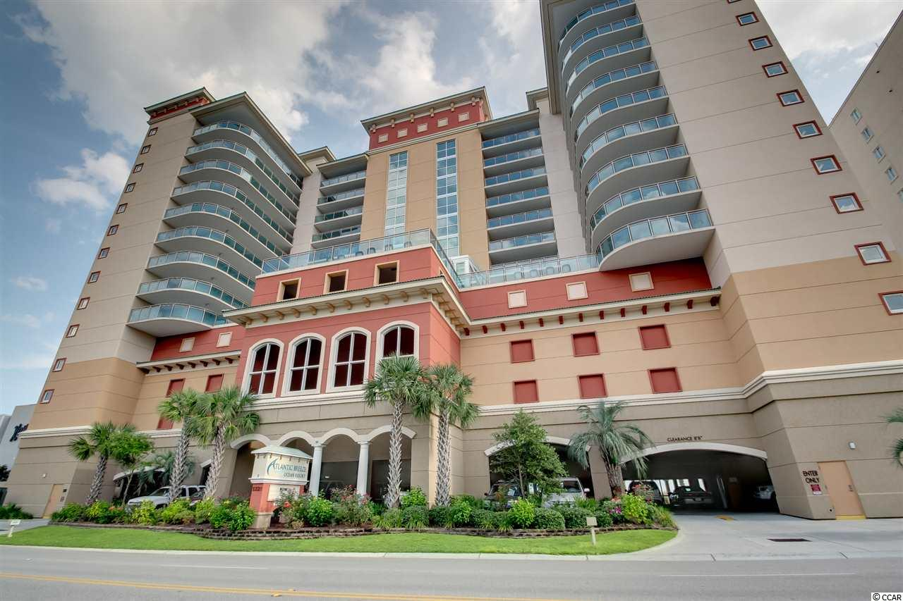 Condo MLS:1813968 Bahama Sands - NMB  1321 S Ocean Blvd North Myrtle Beach SC
