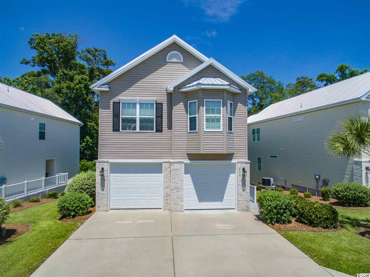 Detached with HPR MLS:1814014   1414 Cottage Cove Circle North Myrtle Beach SC