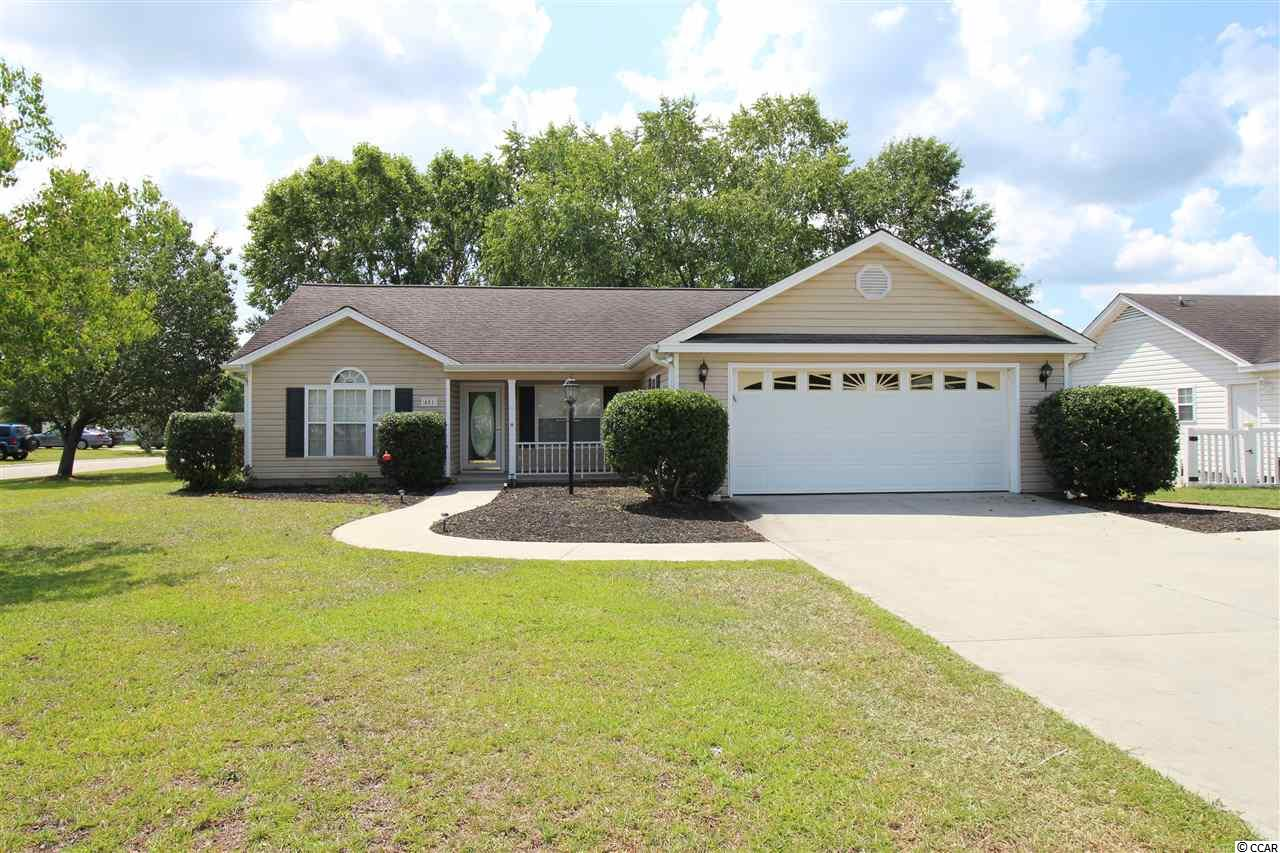 Detached MLS:1814017   401 Gatehouse Ct. Conway SC