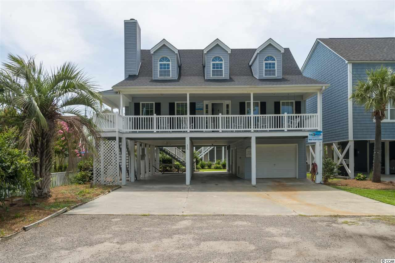 Detached MLS:1814058   503 N 22nd Ave. North Myrtle Beach SC