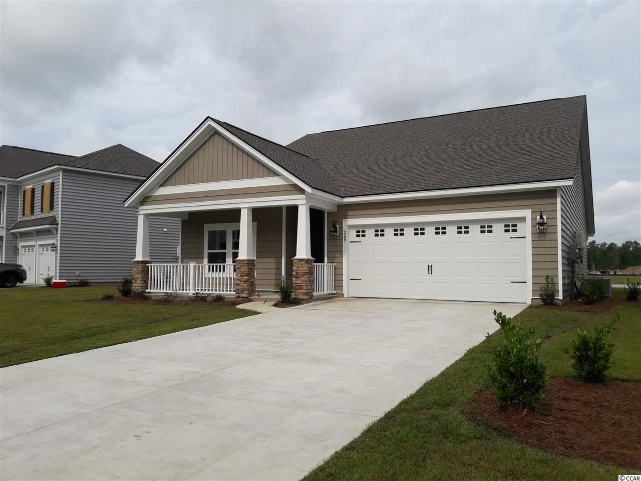 Detached MLS:1814179   269 Harbison Circle Myrtle Beach SC