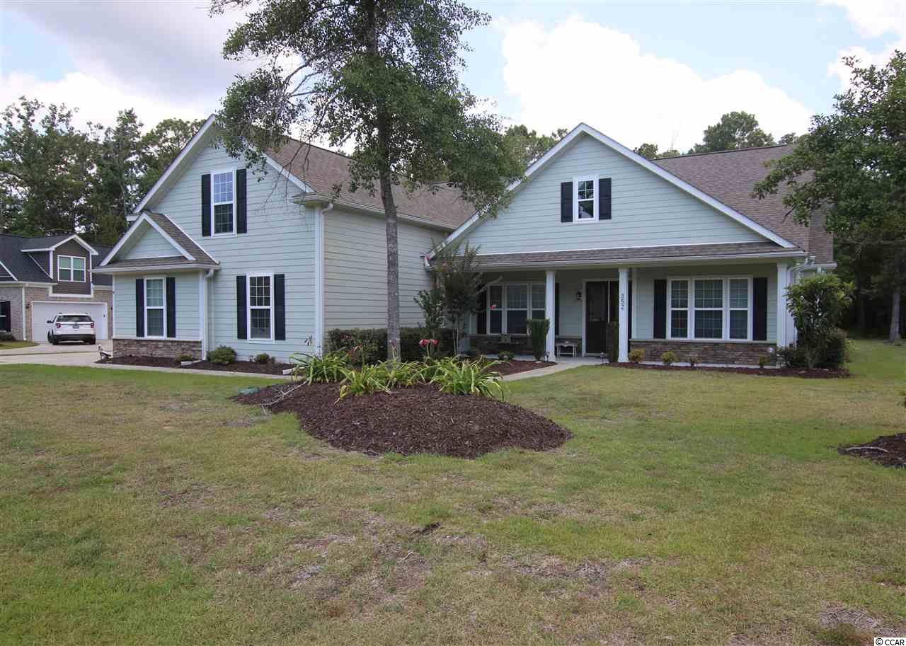 Detached MLS:1814191   352 Capers Creek Dr. Myrtle Beach SC