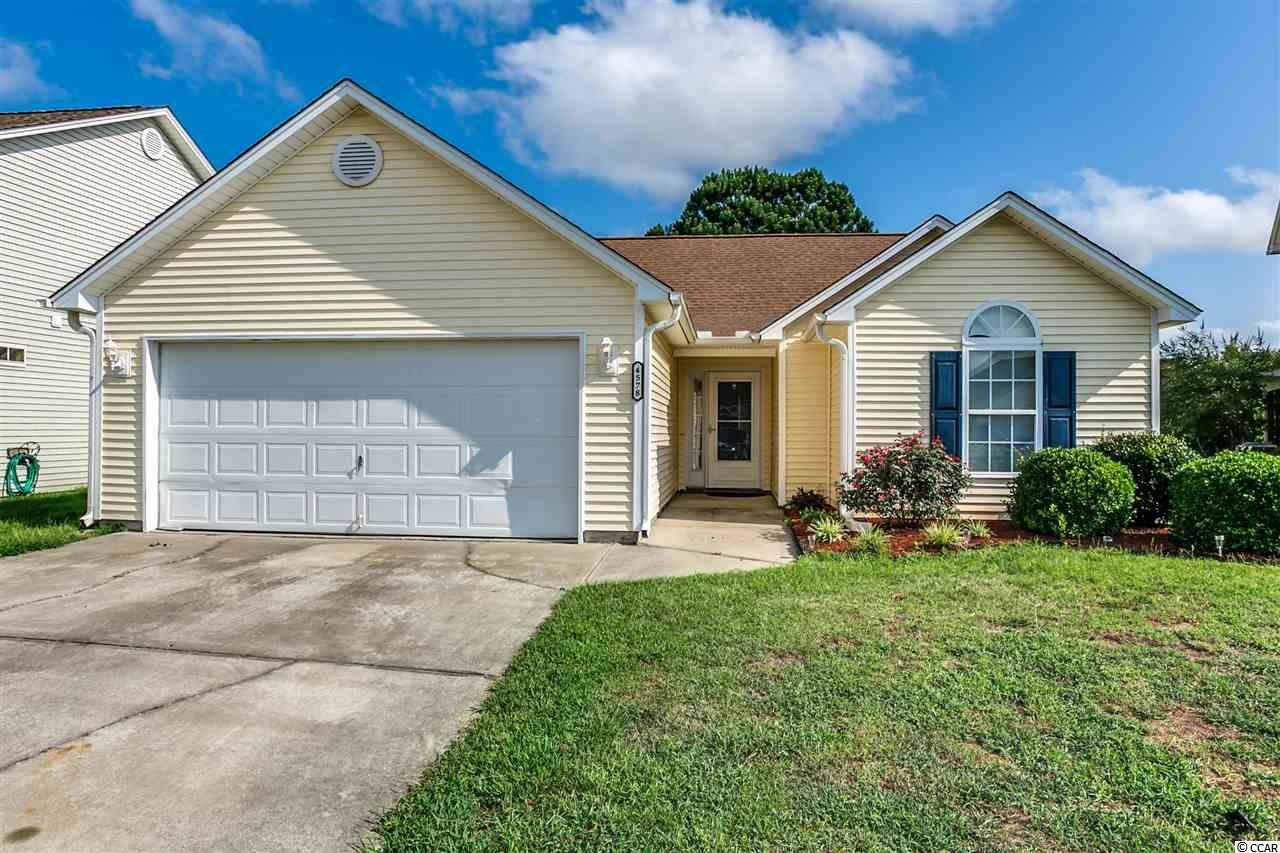 Detached MLS:1814208   4578 Hidden Creek Ln. Myrtle Beach SC