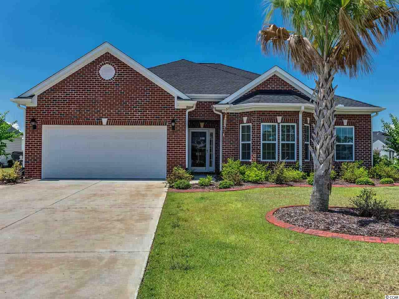 Detached MLS:1814212   412 Broadmoor Drive Murrells Inlet SC