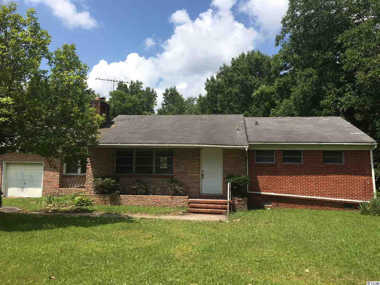 Detached MLS:1814233   1416 Martin Luther King Dr. Hartsville SC