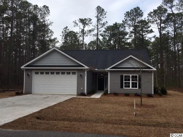 Detached with HPR MLS:1814237   905 Francis Parker Rd. Georgetown SC