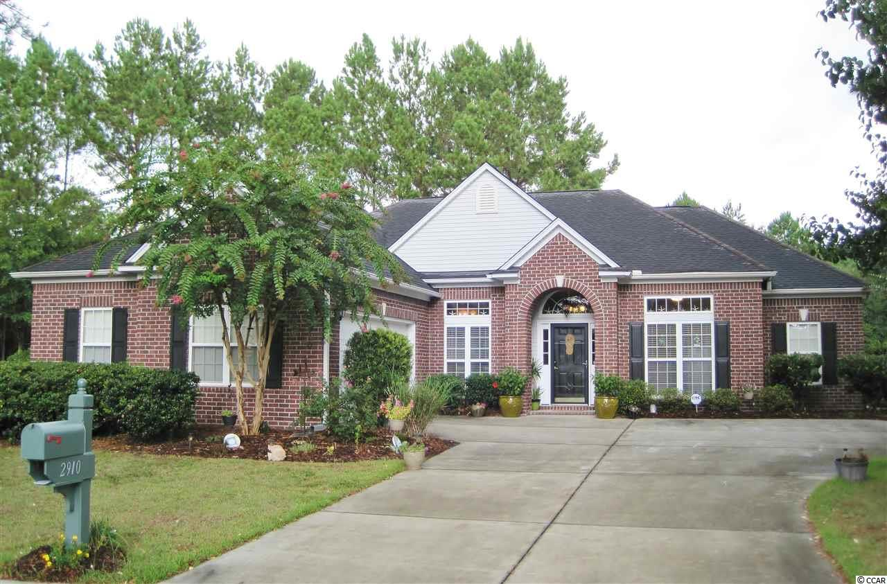 Detached MLS:1814257   2910 Whooping Crane drive North Myrtle Beach SC