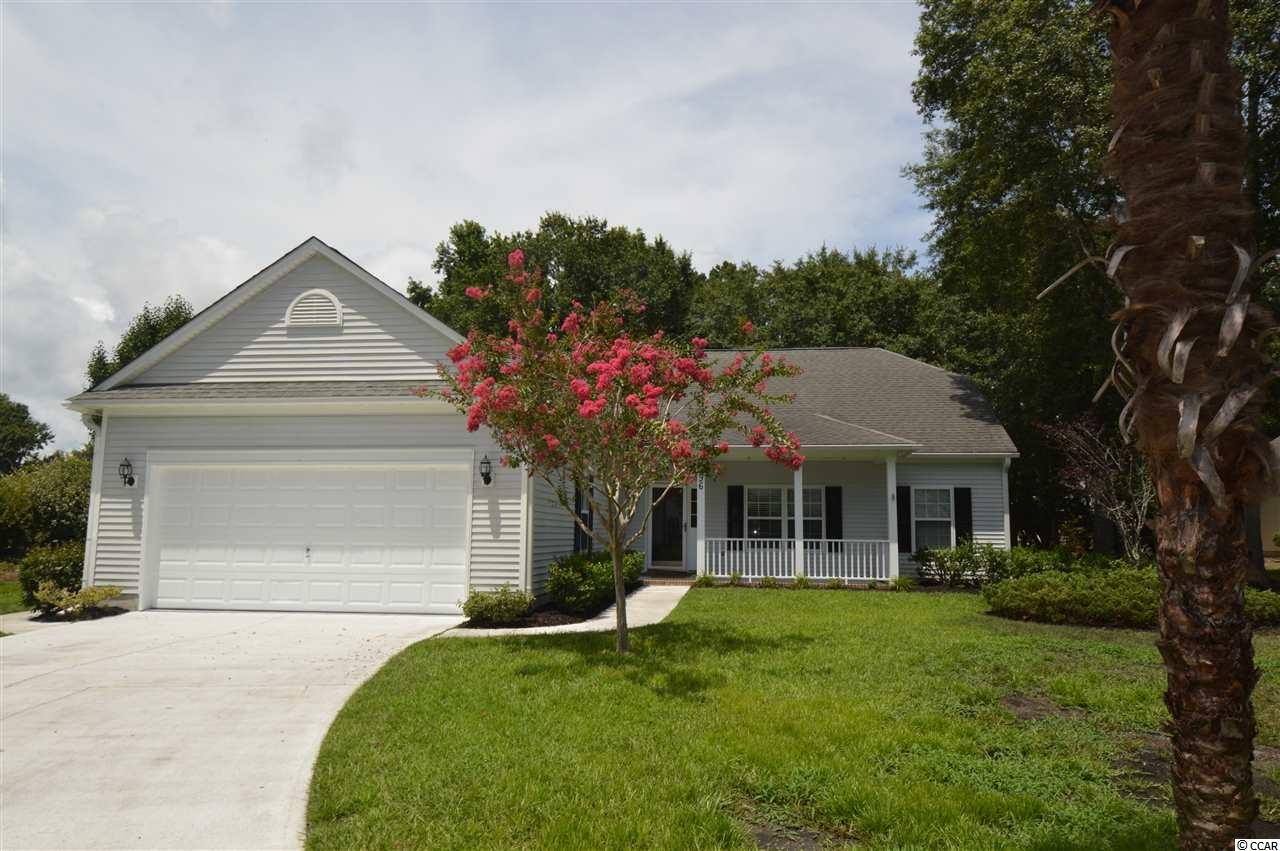 Detached MLS:1814274   96 Prentice Ct. Pawleys Island SC