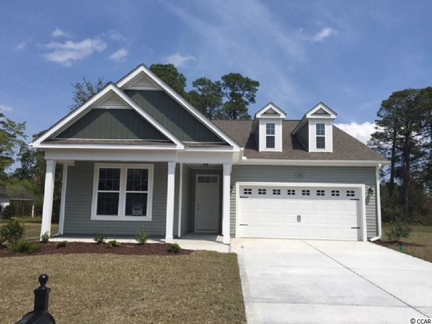 Detached MLS:1814306   501 Turn Bridge Ln. Conway SC