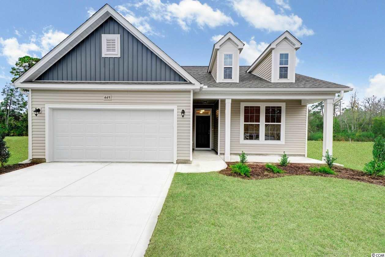Detached MLS:1814310   449 Shaft Pl. Conway SC