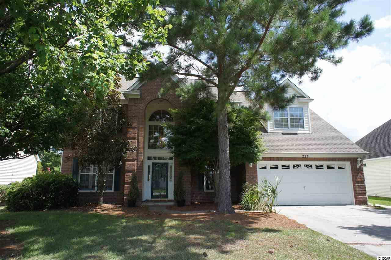 Detached MLS:1814314   223 Spring Lake Drive Myrtle Beach SC