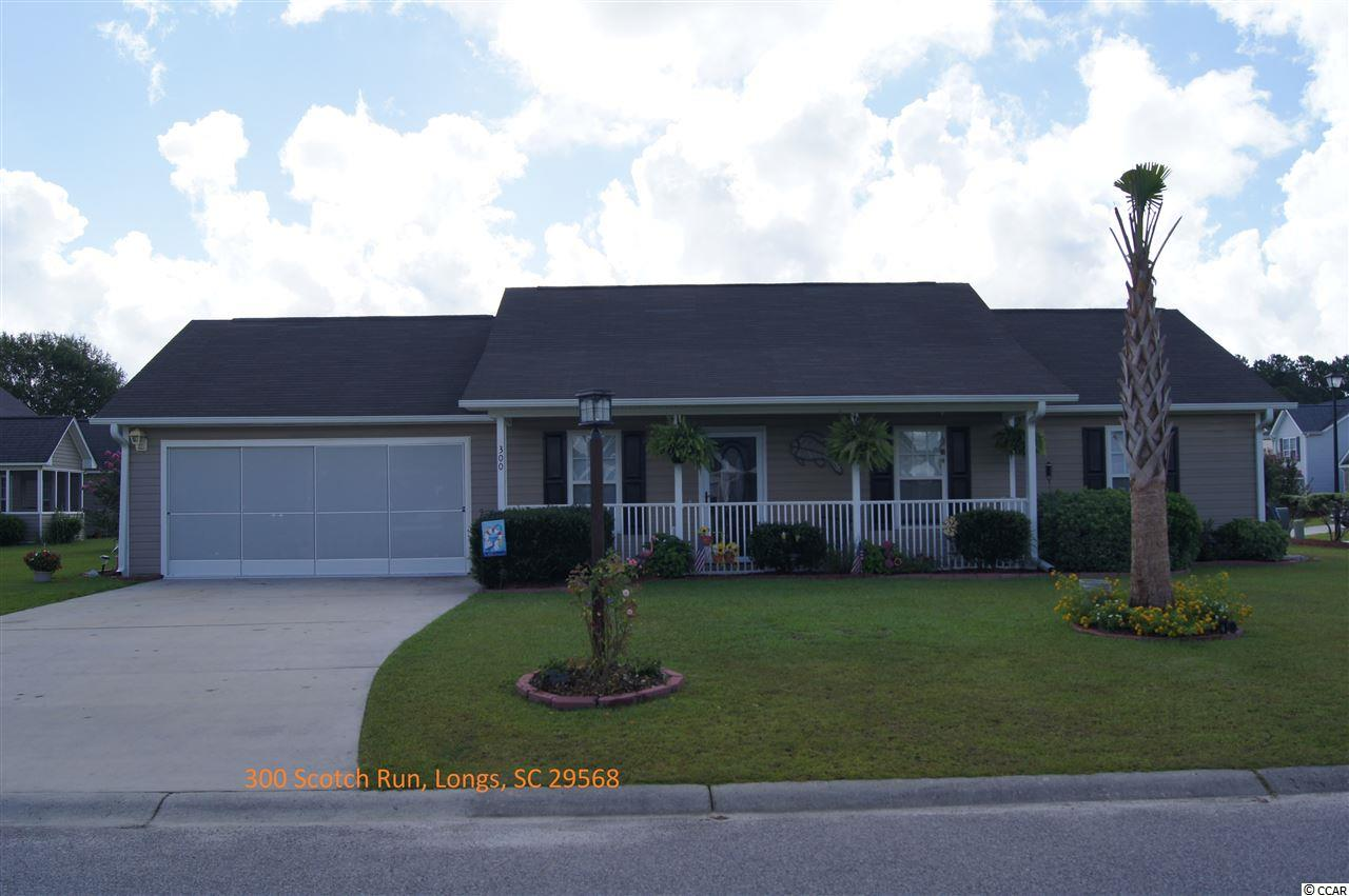 Detached with HPR MLS:1814330   300 Scotch Drive Longs SC
