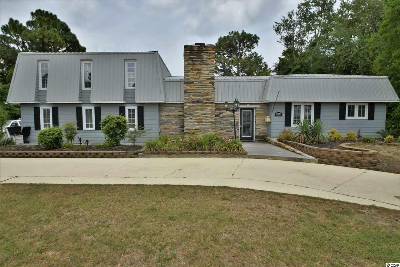 Detached MLS:1814341   1571 Crooked Pine Dr. Surfside Beach SC